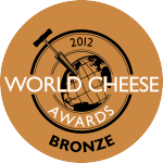 Bronze World Cheese Award 2012