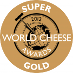 Super Gold World Cheese Award 2012